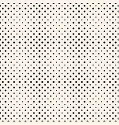 halftone dots seamless pattern abstract geometric vector image