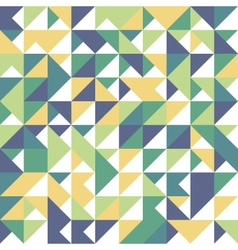 Seamless geometric vintage pattern With vector image