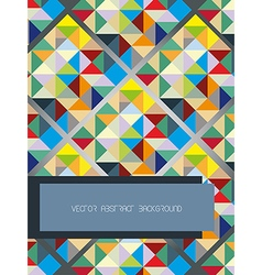 Abstract Cover Background vector
