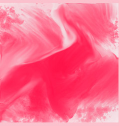 abstract pink watercolor texture background vector image