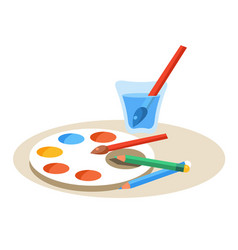 Art education design vector