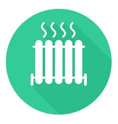 Heating - radiator vector