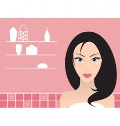 Skincare vector
