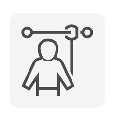 safety belt or safety equipment or personal vector image