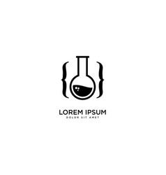 Code lab design laboratory simple vector