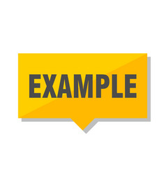 Example price tag vector