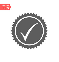 Guaranteed icon professional pixel perfect icons vector