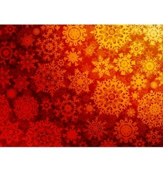 Red orange christmas texture pattern EPS 8 vector image