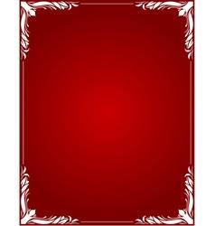 Decorative Border Style 2 vector image