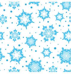 Holiday light blue hand drawn christmass vector