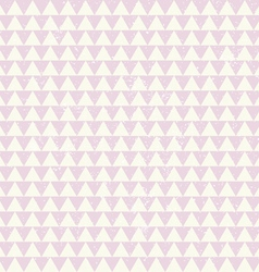 Pink geometric pattern with grunge vector
