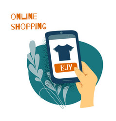 sale consumerism online shoping concept vector image