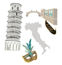 Italy graphics vector