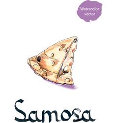 Samos vector image