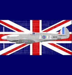 Battle britain vector