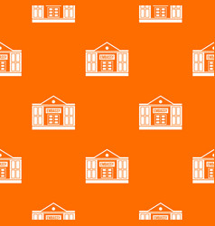 Embassy pattern seamless vector