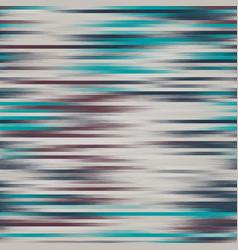 Funky streaky faded motif strips pattern swatch vector