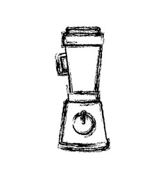 kitchen blender isolated vector image