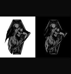 reapers vector image