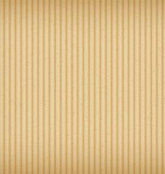 brown cardboard texture background vector image