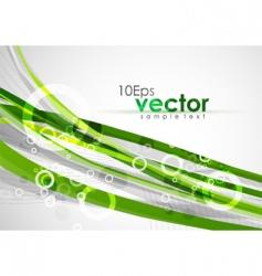floral elements background vector image vector image