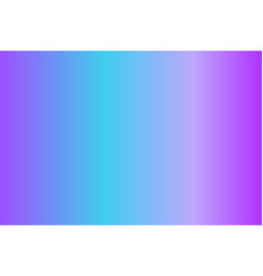 Blue gradient plate vector