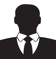 Businessman icon1 resize vector image
