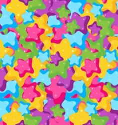 Cute star vector