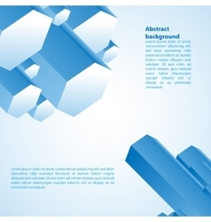 Blue cristal for your vector