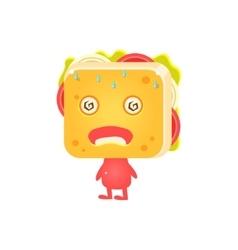 Sick sandwich character vector