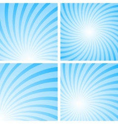 blue stripes vector image vector image