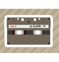 Tape players vector image vector image