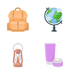 business history geography and other web icon in vector image vector image