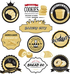 Bread Bakery vector