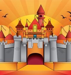 Castle 1 vector