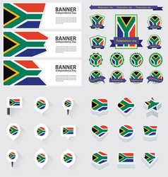 SET south africa vector