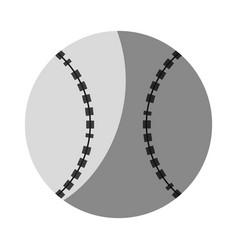 baseball related icon image vector image