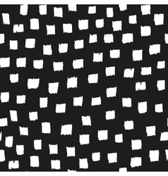 Brush seamless pattern background vector image