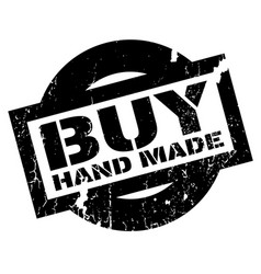Buy hand made rubber stamp vector
