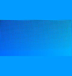 Modern abstract halftone design vector
