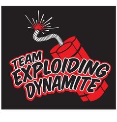 teamdynamite vector image