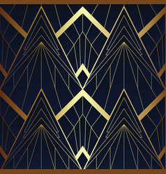 Art Deco Gold Wallpaper Vector Images (over 2,100)