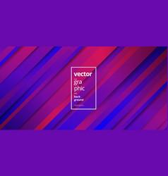 minimalist trendy purple violet geometric vector image