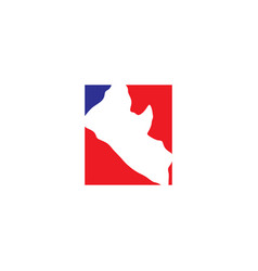 Liberia map logo icon symbol element vector