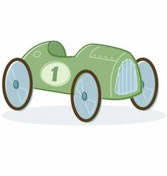 car illustration vector image vector image