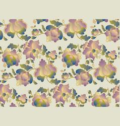 ukraine traditional peasant seamless pattern vector image