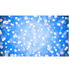 light shine sparkling confetti glitter effect vector image