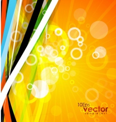 modern abstract background vector image