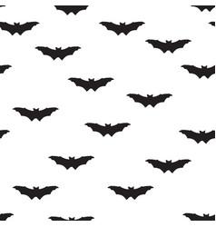 Halloween seamless pattern holiday vector