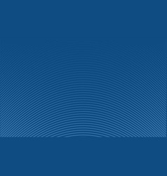 classic blue trendy color background with stripes vector image